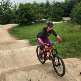 4th June skills session and messing around at Rushcliffe BMX track